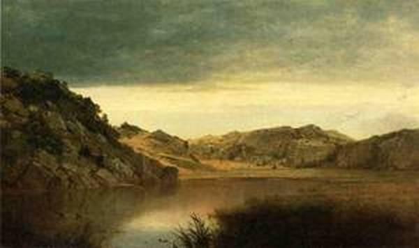 Paradise Rocks Newport 1865